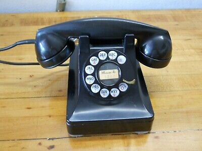 Western Electric dial telephone 1950's Vintage