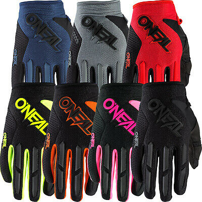 Oneal 2020 ADULT Element MX Dirtbike Motorbike Gloves Size S-5XL