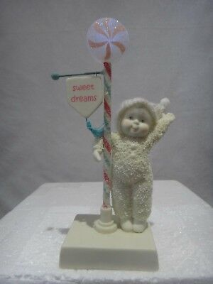 "Department 56 Snowbabies snowDream Collection ""Sweet Dreams"" Figurine 2012"