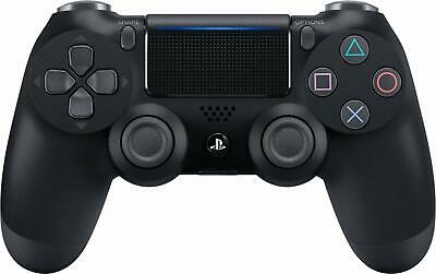 Official Sony DualShock 4 Black Wireless Controller for PlayStation 4 New In box