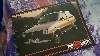 Not a reprint Triumph Dolomite Brochure 03//80 /'New/' Old Stock! 18pgs