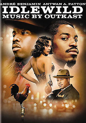 Idlewild (DVD Disc Only) Andre Benjamin, Big Boi, Terrence Howard