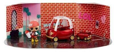 LOL Surprise Furniture Space Cozy Coupe With M.C. Swag Playset