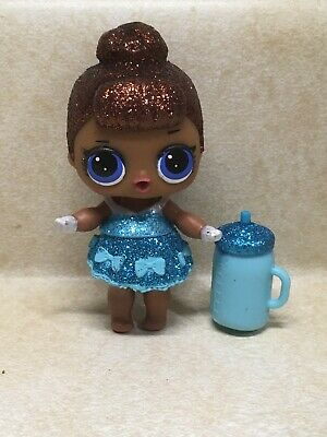 LOL Surprise Doll Miss Baby Glitter Series Preowned