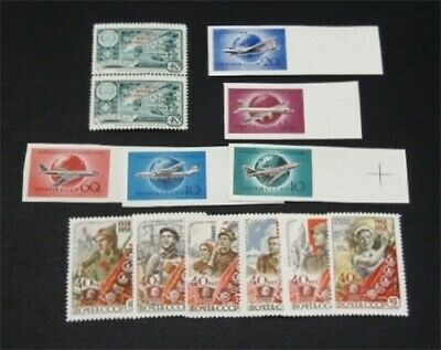 nystamps Russia Stamp # 2135//2336 Mint OG NH $30
