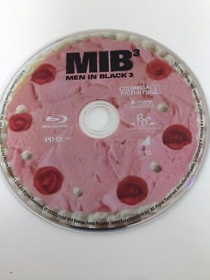 Men In Black III - Blu Ray Disc Only - Replacement Disc