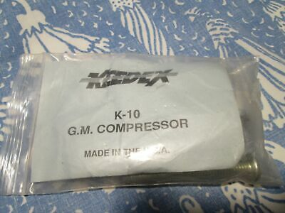 Automotive Locksmith Keedex K-10 GM Compressor New In Package