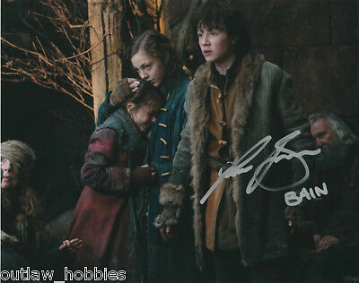 John Bell The Hobbit Autographed Signed 8x10 Photo COA