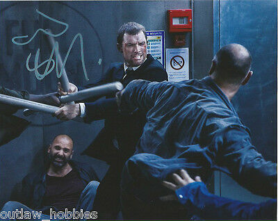 Ed Skrein Transporter Autographed Signed 8x10 Photo COA