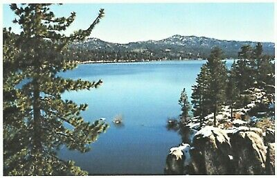 Two Adjacent Parcels in one Auction for land in California Alpine Lake Territory