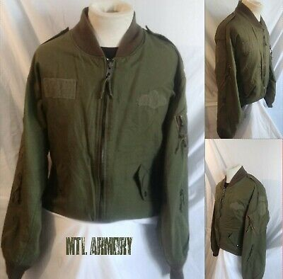 Canadian Forces Aviation Jacket Size Large Canada Army