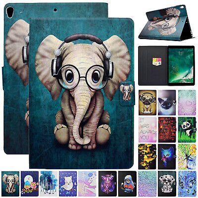 "For Samsung Galaxy Tab 10.1"" 2019 SM-T510 T515 Tablet Smart Leather Case Cover"