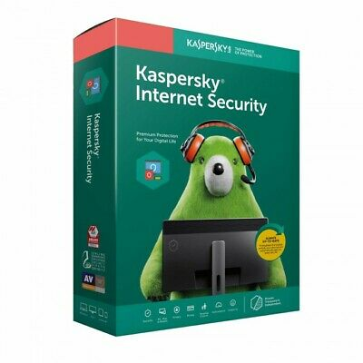 KASPERSKY INTERNET SECURITY 2019 1 PC 1 YEAR | GLOBAL KEY! Limited time Sale!!!