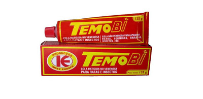 Temobi Cola/Pegamento Raticida