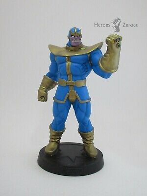 Eaglemoss Marvel Fact Files Collection THANOS Cosmic Special #3 Resin Figure