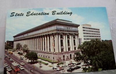 New York NY State Education Building Albany Postcard Old Vintage Card View Post