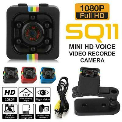 SQ11 Spy Hidden DV DVR Camera Full HD 1080P Mini Car Night Vis Dash Cam Z9J X0J0