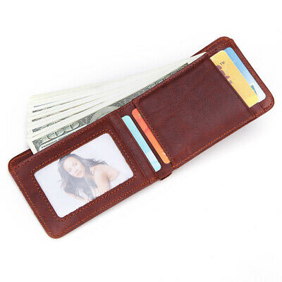 cf070cf7d019 RFID CLIP ON Stash Pouch Wallet Travel Safe Security Id Holder Lewis ...