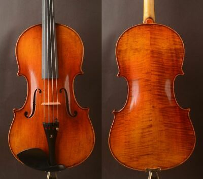 "Strad copy, Advanced model ,A T19+ 17"" Viola, BIG Viola!Excellent tone"