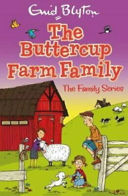 The Buttercup Farm Family by Enid Blyton 9781405289511   Brand New