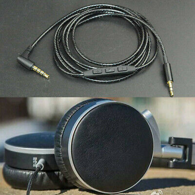For AKG K490NC K495NC N60NC Y45BT Y50 Y40 Y55 K845 3.5mm To 2.5mm Audio Cable