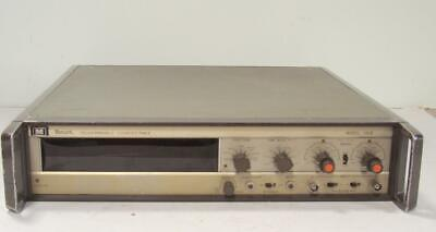 Vintage Monsanto 110B Frequency Programmable Counter         #ch