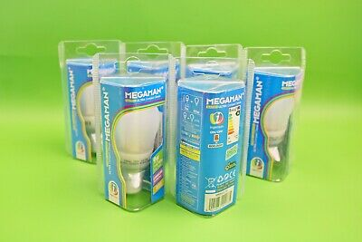 Megaman Energiesparlampe Ultra Compact Classic MiniBall E27 7w andere VP MM80802