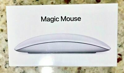 Apple Magic Mouse 2 Wireless Rechargeable - Silver - MLA02LL/A - New, Sealed