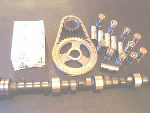 Rover V8, MGBV8, Land/Range Rover 3.5,3.9 Cam, Lifters + Steel Timing Kit
