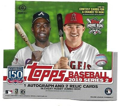 2019 Topps   SERIES 2   COMPLETE BASE SET  351-700!!