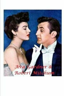 Ava Gardner and Robert Mitchum by Vincent Price 9780464050759 | Brand New