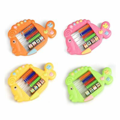 Fish Shape Baby Puzzle Early Education Abacus Toy Math Toy Educational Toys