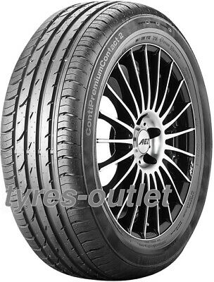 SUMMER TYRE Continental ContiPremiumContact 2 215/55 R16 93H