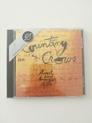 CD Counting Crows - August and Everything After