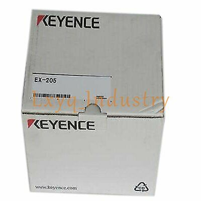 1PCS USED KEYENCE EX-205 EX-416 INDUCTIVE SENSOR DISPLACEMENT AMPLIFIER