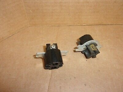 Crouse Hinds BR302 Female Plug , CF198 , Lot of 2 , New