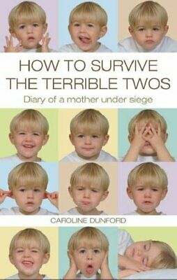 (Good)-How to Survive the Terrible Twos: Diary of a Mother Under Siege (Paperbac