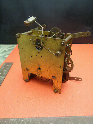 Vintage Haller A.G clock movement spares or repairs LOTCCT1K4