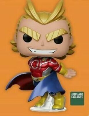 Funko Pop! My Hero Academia: ALL MIGHT Barnes and Noble Exclusive PREORDER!