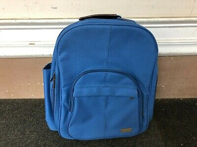 Eddie Bauer Blue Backpack Travel Bag
