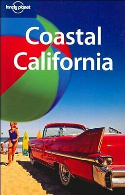 (Good)-Coastal California (Lonely Planet Country & Regional Guides) (Paperback)-