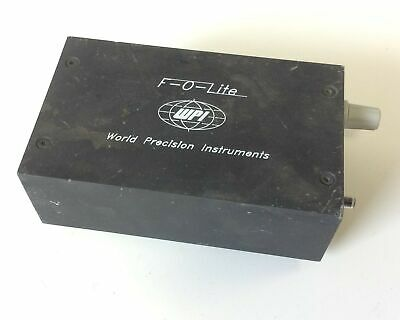 WPI World Precision Instruments Model F-O-LiteH Light Source 12VDC 1Amp
