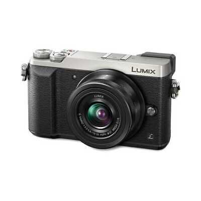 Panasonic Lumix GX80 Silver Kit 12-32 f3.5-5.6 Ios DMC-GX80K