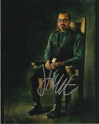 Jeffrey Wright Autographed Signed 8x10 Photo COA