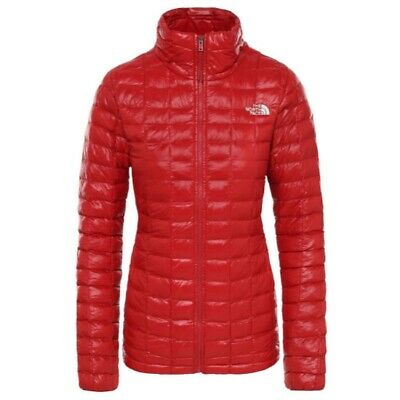 The North Face Thermoball Eco Jacket W Cardinal Red NF0A3YGM6191/