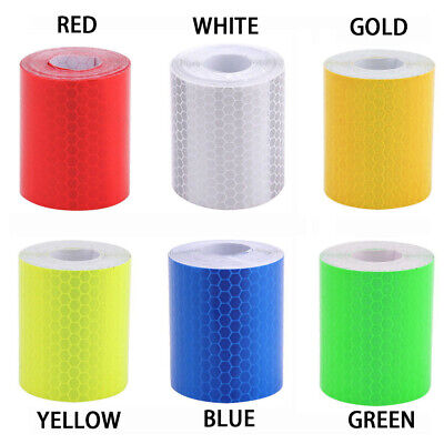 Reflective Tape Safety Stickers Safety Warning Self Adhesive Reflector lskn