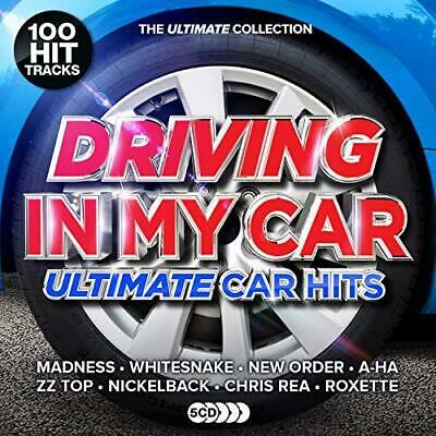 Driving In My Car - Ultimate Car Anthems - Various Artists (NEW 5CD)