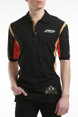POLO SHIRT Adult Formula One 1 Lotus F1 Team Romain Grosjean Lifestyle AU