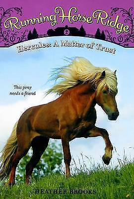 Hercules: A Matter of Trust by Heather Brooks (Paperback, 2009)