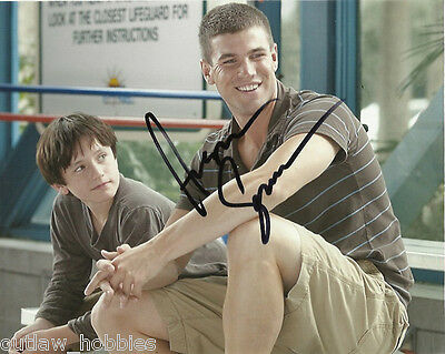 Austin Stowell Autographed Signed 8x10 Photo COA